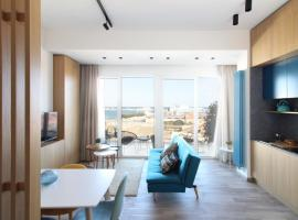 Seaview Apartments, apartment in Palermo