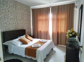 Apartamento espaçoso localizado no Centro de Angra dos Reis, hotel near Santa Luzia Pier, Angra dos Reis