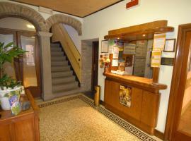 Albergo Ristorante Galli, hotel in Pievepelago