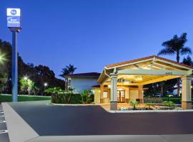 Best Western Chula Vista/Otay Valley Hotel, hotel in Chula Vista