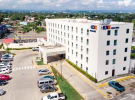 Hotel Hex, hotel in Managua