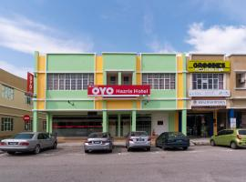 OYO 89536 Hazris Hotel,峇株巴轄的飯店