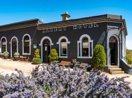 Albert Guest House and Mills Spa Suites, accommodation in Daylesford