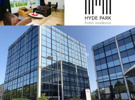 Hyde Park Hotel Amsterdam Airport, hotel in Hoofddorp