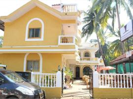 Time & Leisure Hotels, hotel in Candolim