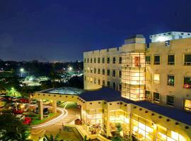 Forbis Hotel, hotel di Serang