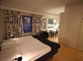 Hotel Aakenus Apartment Vartio with free parking, huoneisto Rovaniemellä