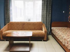 Отель Рябинка, отель в Чебоксарах