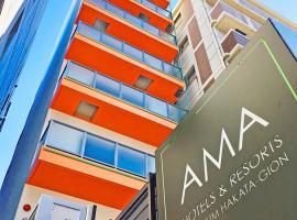 AMAホテル&リゾートプラチナ博多祇園、福岡市にある博多駅の周辺ホテル
