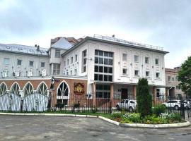 Князь Владимир, отель во Владимире
