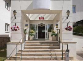 Airport Inn & Spa Manchester, hotel in Wilmslow