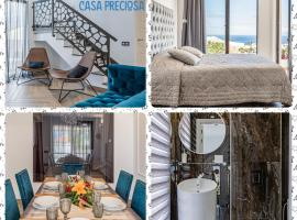 Casa Preciosa - Modern and comfortable house with panoramic sea view for your best holiday, hotel near Aqualand, Adeje