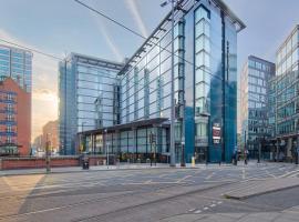 DoubleTree by Hilton Manchester Piccadilly, отель в Манчестере