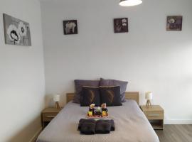 La plénitude Appt 124, apartment in Sens