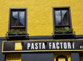 Pasta Factory Guest Rooms, hotel near National University of Galway, Galway