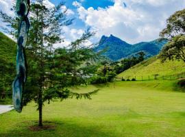 Fazenda Montanhês, hotel near Pedra Selada Mountain, Visconde De Maua