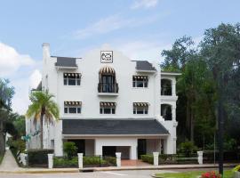 The Eo Inn - Downtown, hotel near Amway Center, Orlando