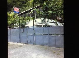 GUESTHAUS SVANETI, guest house in Lentekhi