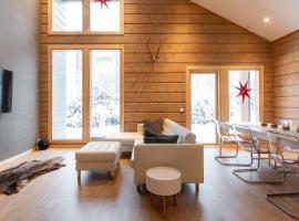 Luxury Villa Lapland, loma-asunto Rovaniemellä
