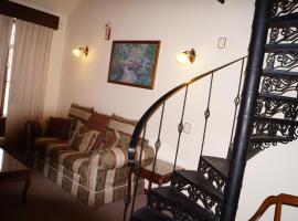 Hotel Hacienda de los Angeles Rotamundos, hotel en Comitán de Domínguez