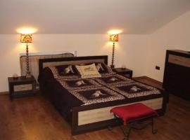 """Apartment Lviv Dom, готель типу """"ліжко та сніданок"""" y Львові"""