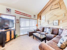 Sierra Megeve, apartment in Mammoth Lakes