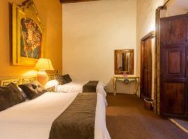 Hosteria del Frayle, отель в городе Гуанахуато