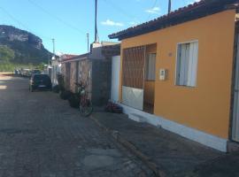 Hospedagem da Rosa, homestay in Mucugê