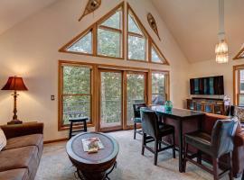 Silver Jacks Condo, villa in Breckenridge