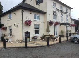 The Unicorn Hotel, hotel in Caersws