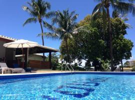 Hotel Pousada Salvador Paradise, guest house in Lauro de Freitas