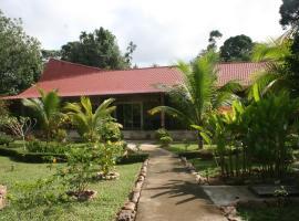 Balai Serama Guesthouse, homestay in Kuala Tahan