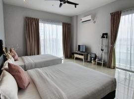 Favstay Aeropod Sovo, apartment in Kota Kinabalu