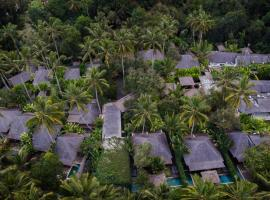 Samkhya Villas, hotel in Ubud