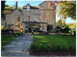 Burford Lodge, guest house in Burford