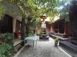 Pondok Krishna, hotel near Kuta Art Market, Kuta