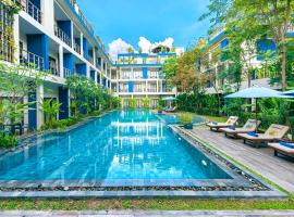 Sakmut Hotel & Spa, hotel in Siem Reap