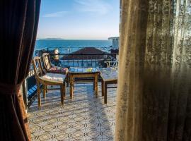 The Local, отель типа «постель и завтрак» в Стамбуле