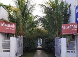 Vilasam, hotel in Mahabalipuram