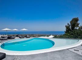 Aperanto Suites, hotel in Oia