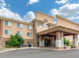 Comfort Inn & Suites Brighton Denver NE Medical Center, Hotel in Brighton