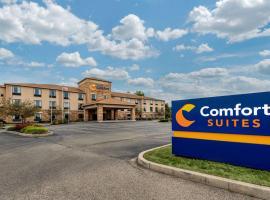 Comfort Suites Dayton-Wright Patterson, hotel in Dayton
