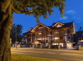 Hotel Foluszowy Potok, hotel near Tatra National Park, Zakopane