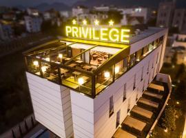 Privilege Hotel & Spa, hotel v destinaci Tirana