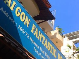 Saigon Fantastic Hostel, hotel near Ben Thanh Market, Ho Chi Minh City