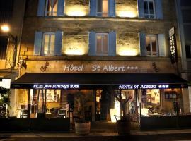 Hôtel Saint Albert, hotel in Sarlat-la-Canéda