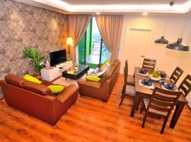 Kuching City Luxury Vivacity Suite A2, apartment in Kuching
