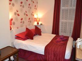 Chiswick Lodge Hotel, hotel in London