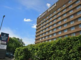 Airport Hotel Manchester, hotel near Manchester Airport - MAN, Manchester