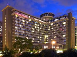 DoubleTree by Hilton Washington DC – Crystal City, hotel near The Pentagon, Arlington